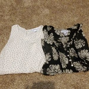 Maternity summer shirts!